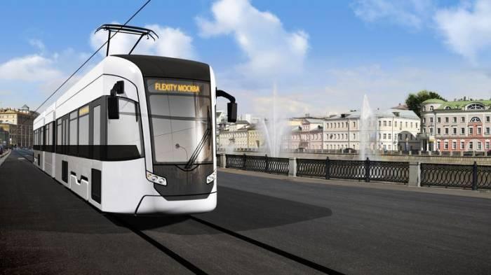 Москва закупит новые трамваи (11 фото)