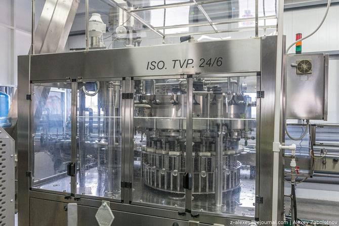 Как работает завод по производству питьевой воды (35 фото)