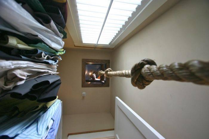 Каюта в квартире (12 фото)