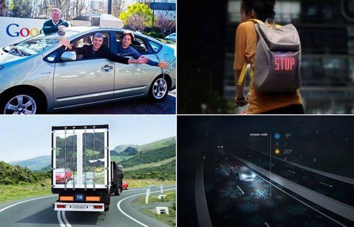 Гаджеты и девайсы для обеспечения безопасности на дорогах (11 фото)
