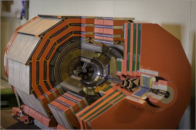 Экскурсия на большой адронный коллайдер (50 фото)