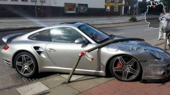 Парковка для Порше