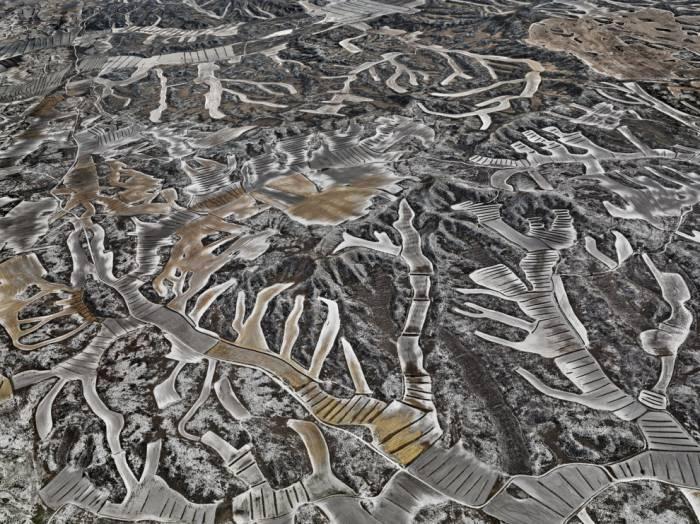 Богарные поля в Испании (9 фото)