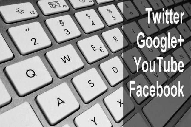 """""""Горячие клавиши"""" для общения в социальных сетях"""