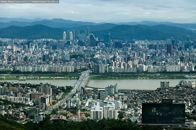 Экскурсия по Сеулу (50 фото)
