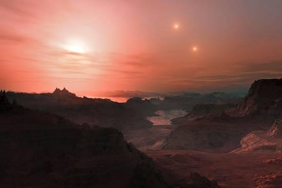 Международная группа учёных нашла три потенциально обитаемых планеты-сверхземли