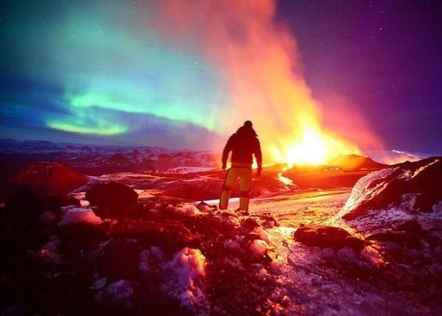Удивительные фотографии природы (24 фото)