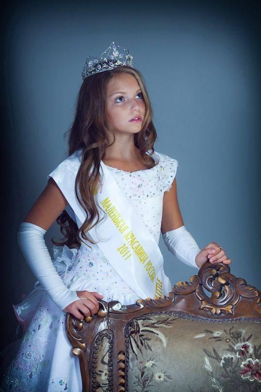 «Маленькая Мисс Планеты-2013» - россиянка (14 фото)