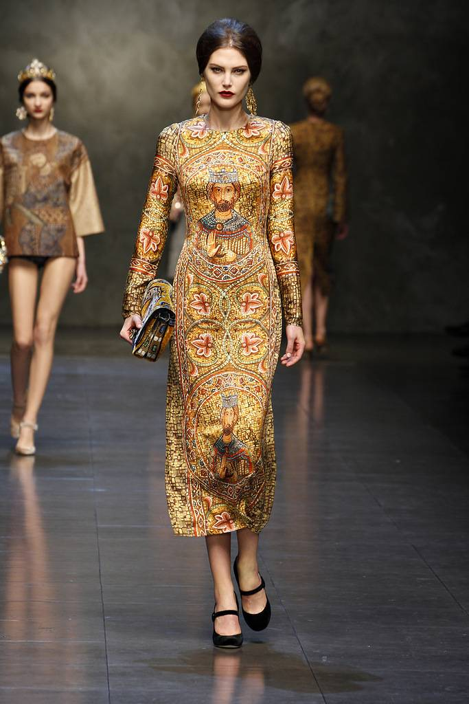 Божественные Dolce & Gabbana (12 фото)