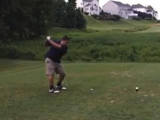 Злой гольфист