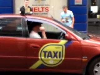 Позитивный таксист