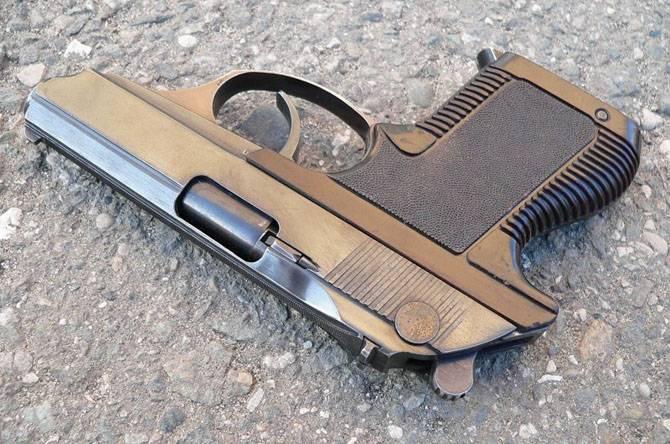 Отечественное огнестрельное оружие (44 фото)