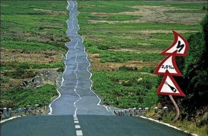 Нелепые автомобильные законы (6 фото)