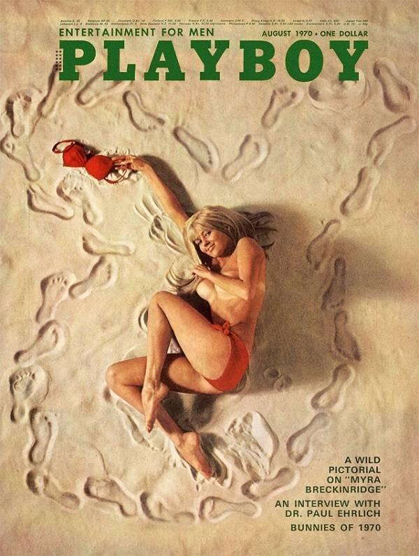 Культовые обложки Playboy за последние 30 лет (23 фото)