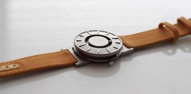 Часы Bradley с оригинальным механизмом (5 фото)