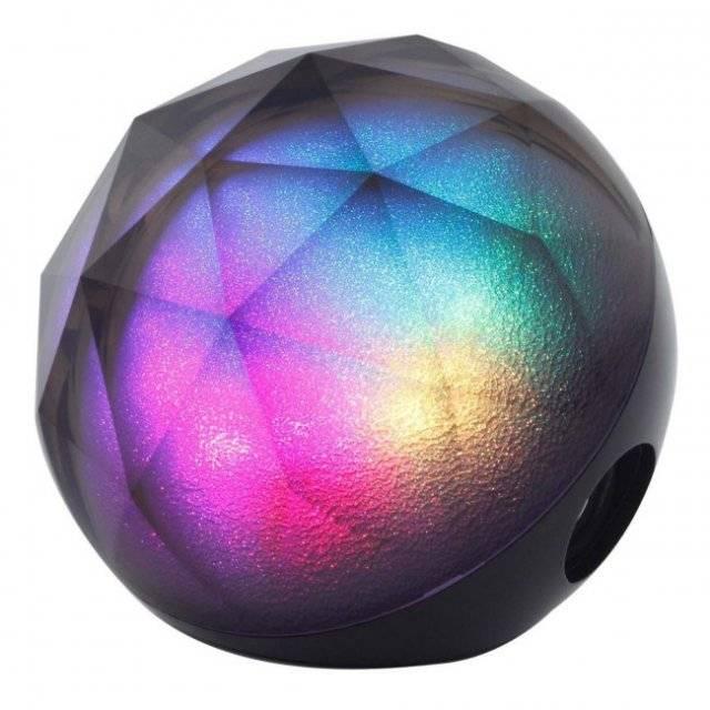 BlackDiamond3 Brilliant Wireless Speaker - стильный беспроводной динамик (5 фото)