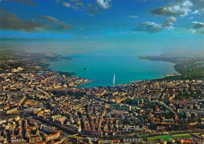 Достопримечательности Женевы (11 фоото)