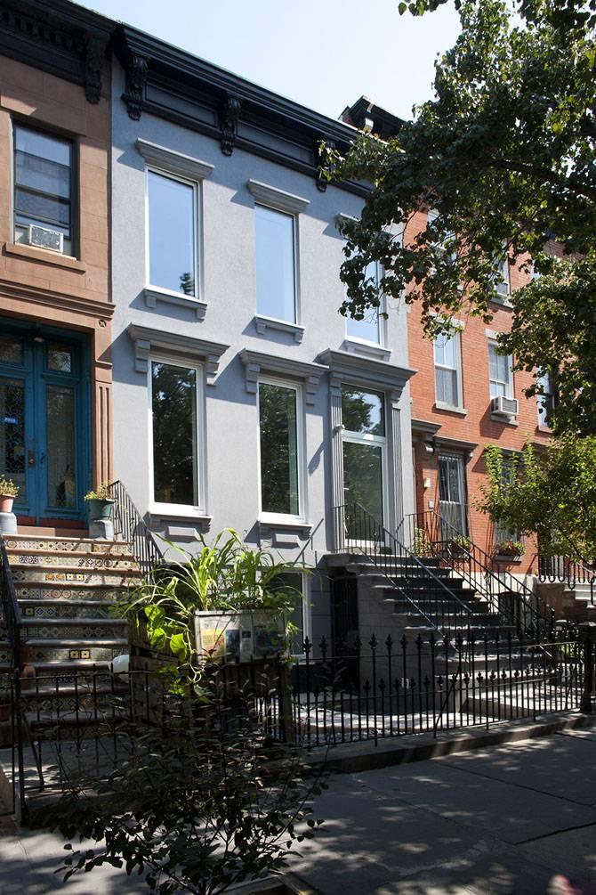 Первый сертифицированный пассивный дом в Нью-Йорке (15 фото)