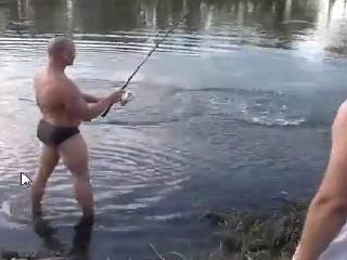 Вот такая рыбалка