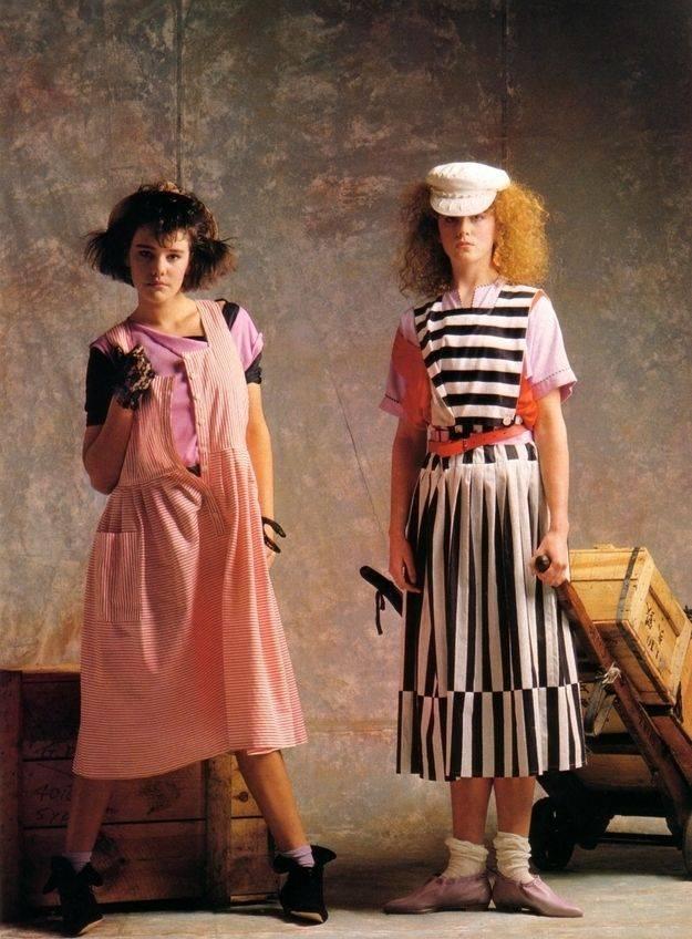 Николь Кидман образца 80-х годов (8 фото)