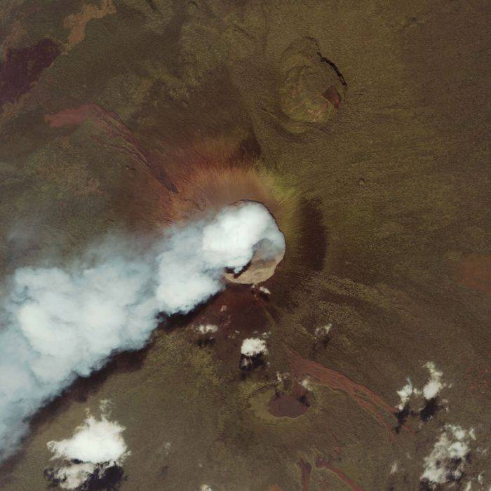 15 извержений вулканов (15 фото)