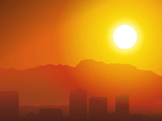 К 2100-му году число людей, умерших от жары, увеличится почти вдвое