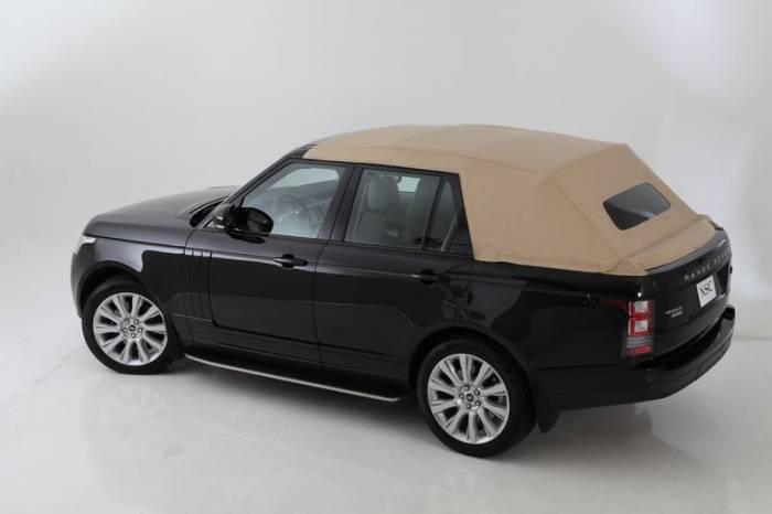 Range Rover Vogue Convertible (13 фото)