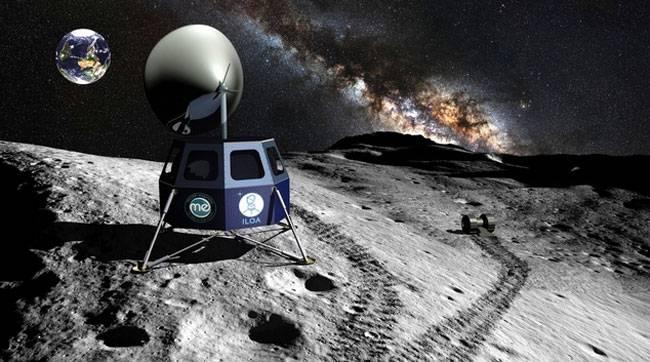 На Луне к 2016 году могут появиться несколько телескопов (2 фото)