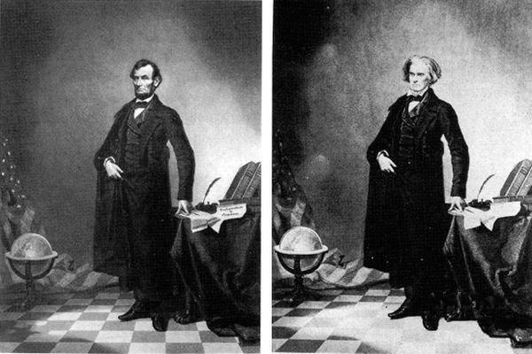 Самые известные в истории манипуляции с фотографиями (28 фото)