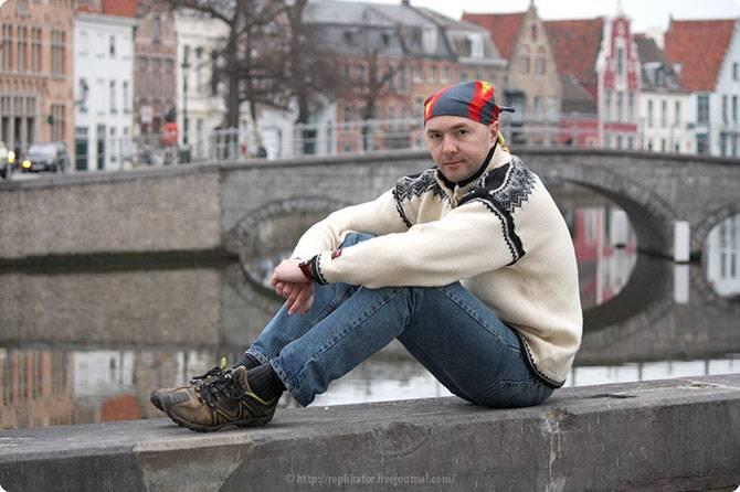 Однажды в Брюгге (34 фото)