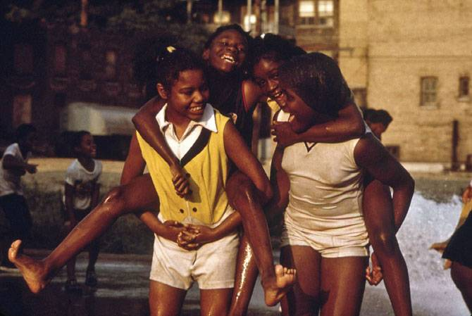 Афроамериканская община Чикаго в 1970-х годах (30 фото)