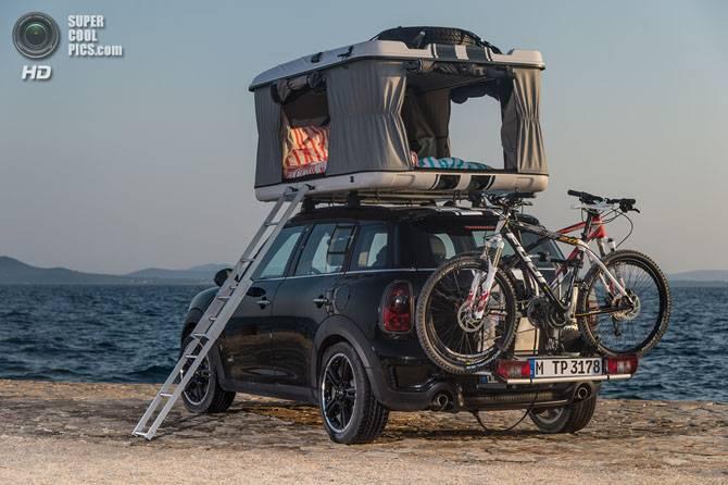Дом на колёсах в исполнении MINI (18 фото)