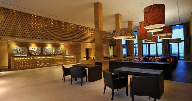 Один из лучших отелей Европы (67 фото)