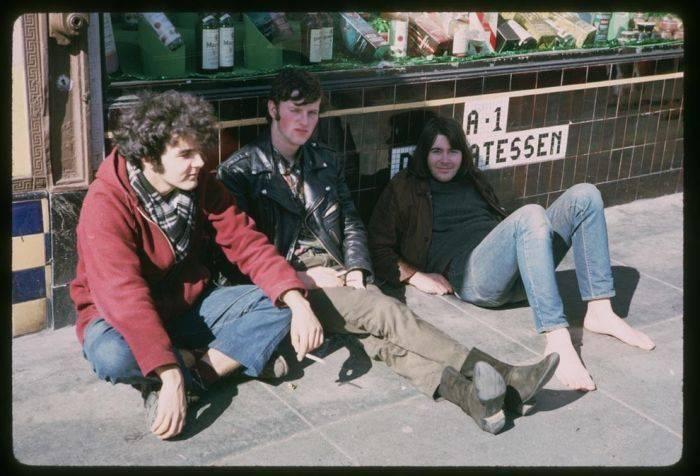 Сан-Франциско в 1967 (21 фото)
