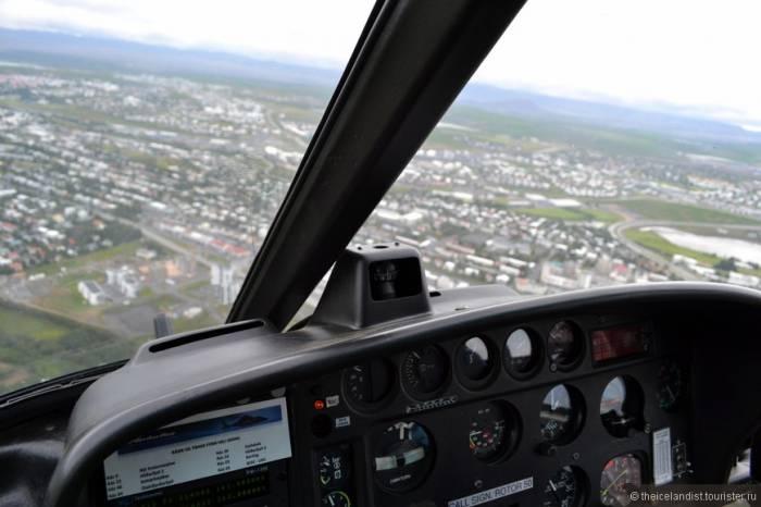 Исландия с воздуха: прогулка на вертолете (25 фото)