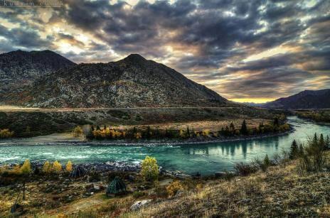 Захватывающие пейзажи Алтая (16 фото)