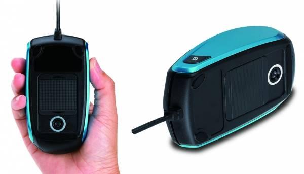 Genius начала продажи необычной камеро-мышки Cam Mouse