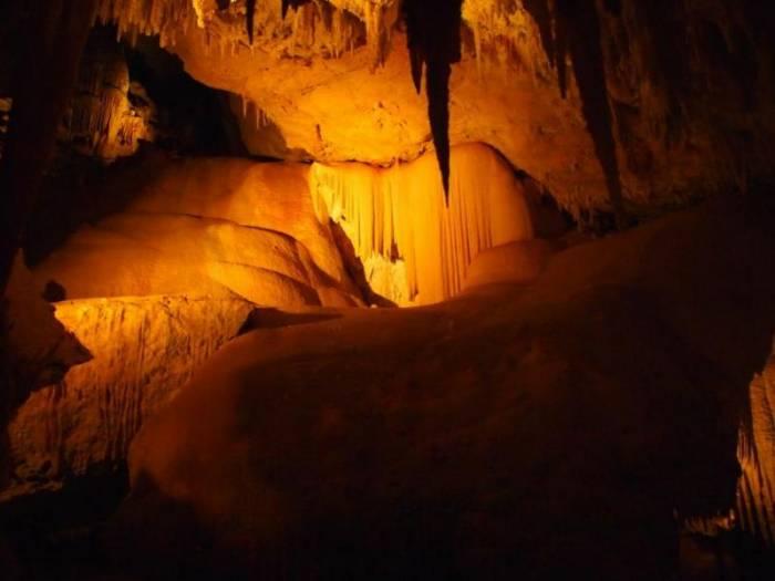 Удивительные пещеры региона Маргарет Ривер, Австралия (15 фото)