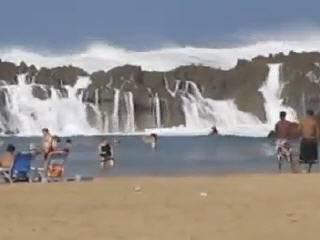 Крутейший пляж