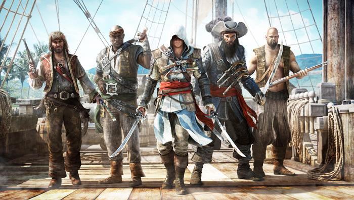 Свобода действий в Assassin's Creed 4 – на уровне популярных пиратских симуляторов