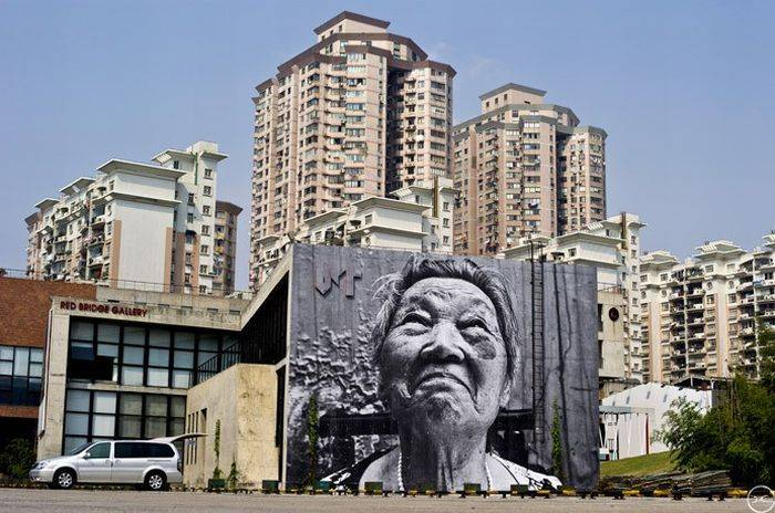 Уличное искусство (153 фото)