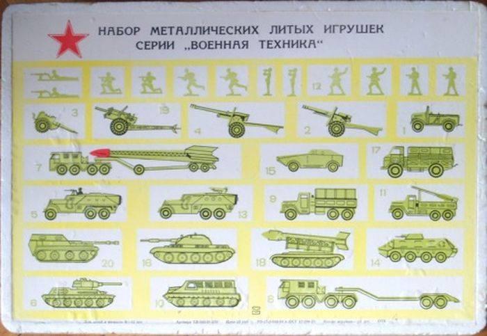 Старые военные игрушки (33 фото)
