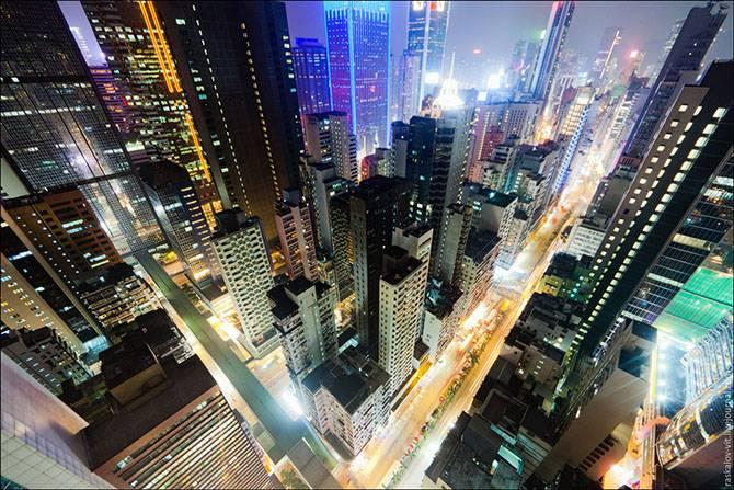 Высотный Гонконг (31 фото)