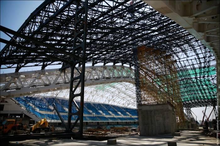 166 дней до начала Олимпийских Игр в Сочи (4 фото)