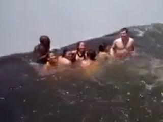 Экстримальное плаванье
