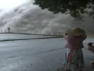 После тропического шторма
