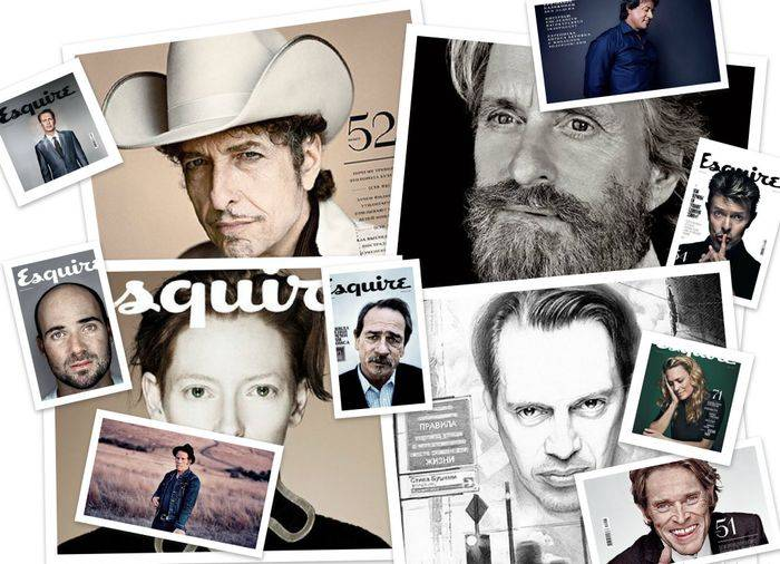 Обложки известного журнала (91 фото)