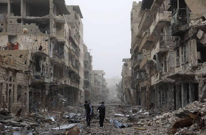 Сирия (12 фото)
