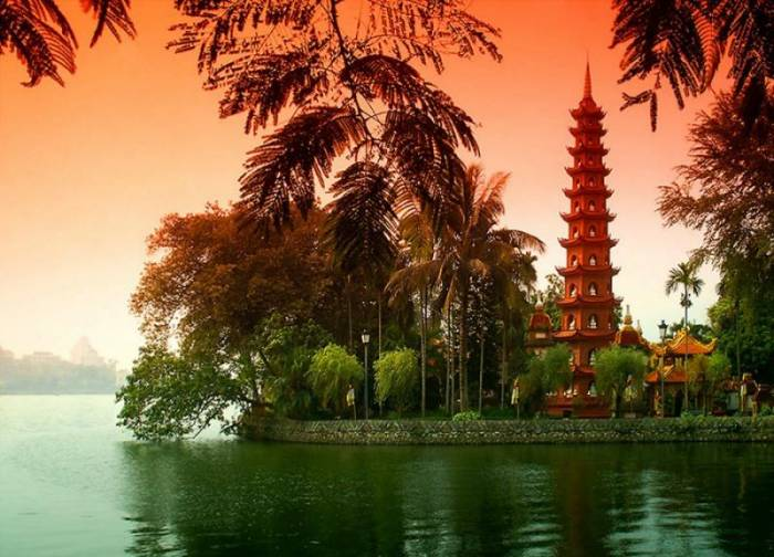 15 красивейших фотографий Вьетнама (15 фото)
