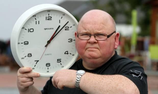 Существует умственное расстройство, заставляющее всегда опаздывать